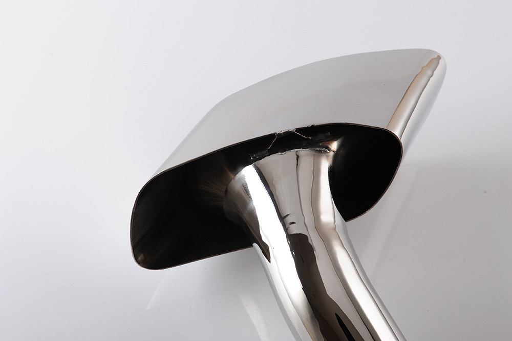 e71 304 stainless steel exhaust