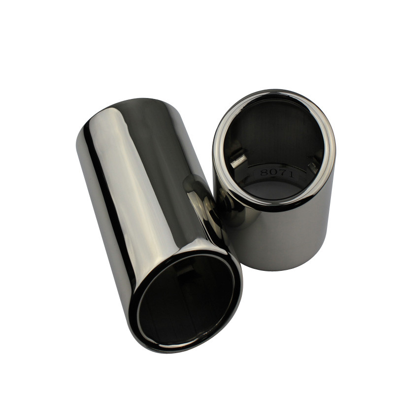X1 exhaust tip