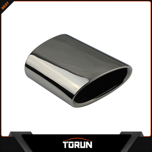 2017 wholesale for BMW X3.2.0 F25 304 stainless steel exhaust tip germany