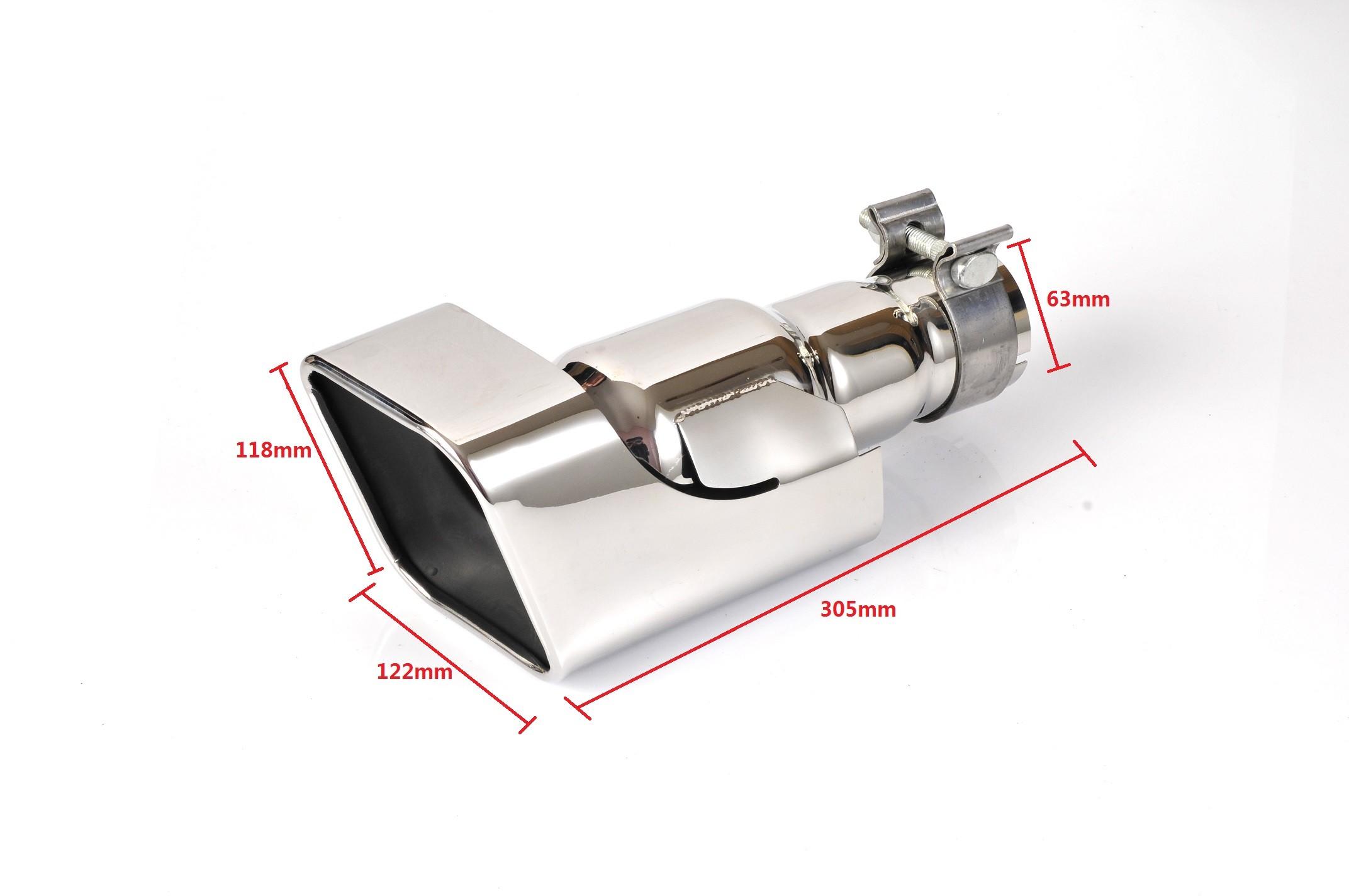 range rover exhaust tip