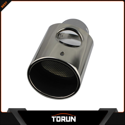 2017 factory for 10-13 Prado 304 stainless steel exhaust tip