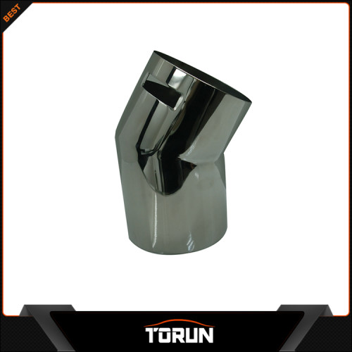 2017 factory for Land Cruisier 304 stainless steel exhaust tip