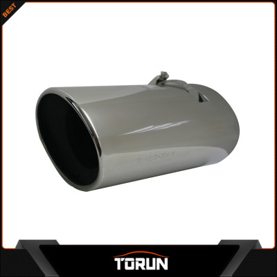 2017 factory for 12 - 13 CR-V 304 stainless steel exhaust tip