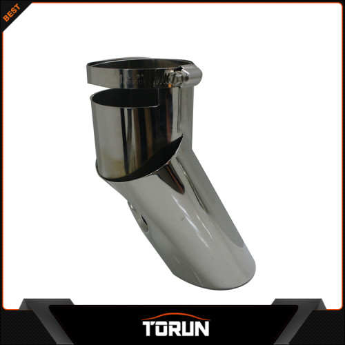 2017 factory for 09 - 13 RX350 304 stainless steel exhaust tip