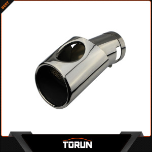 2017 factory for 13 CT200 304 stainless steel exhaust tip