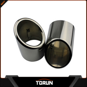 2017 factory for 13 Malibu 304 stainless steel exhaust tip