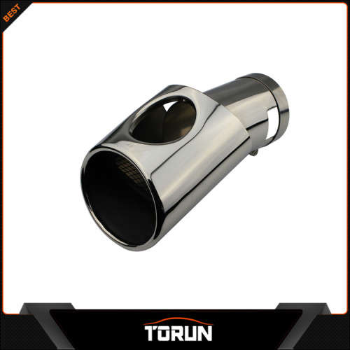 2017 factory for 11 - 13 Aveo (2) 304 stainless steel exhaust tip