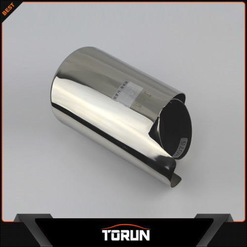 2017 factory for 13 Encore Original 304 stainless steel exhaust tip