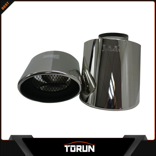 2017 Mirror polish factory for Mazda 6 (2) 08 - 12 304 stainless steel exhaust tip