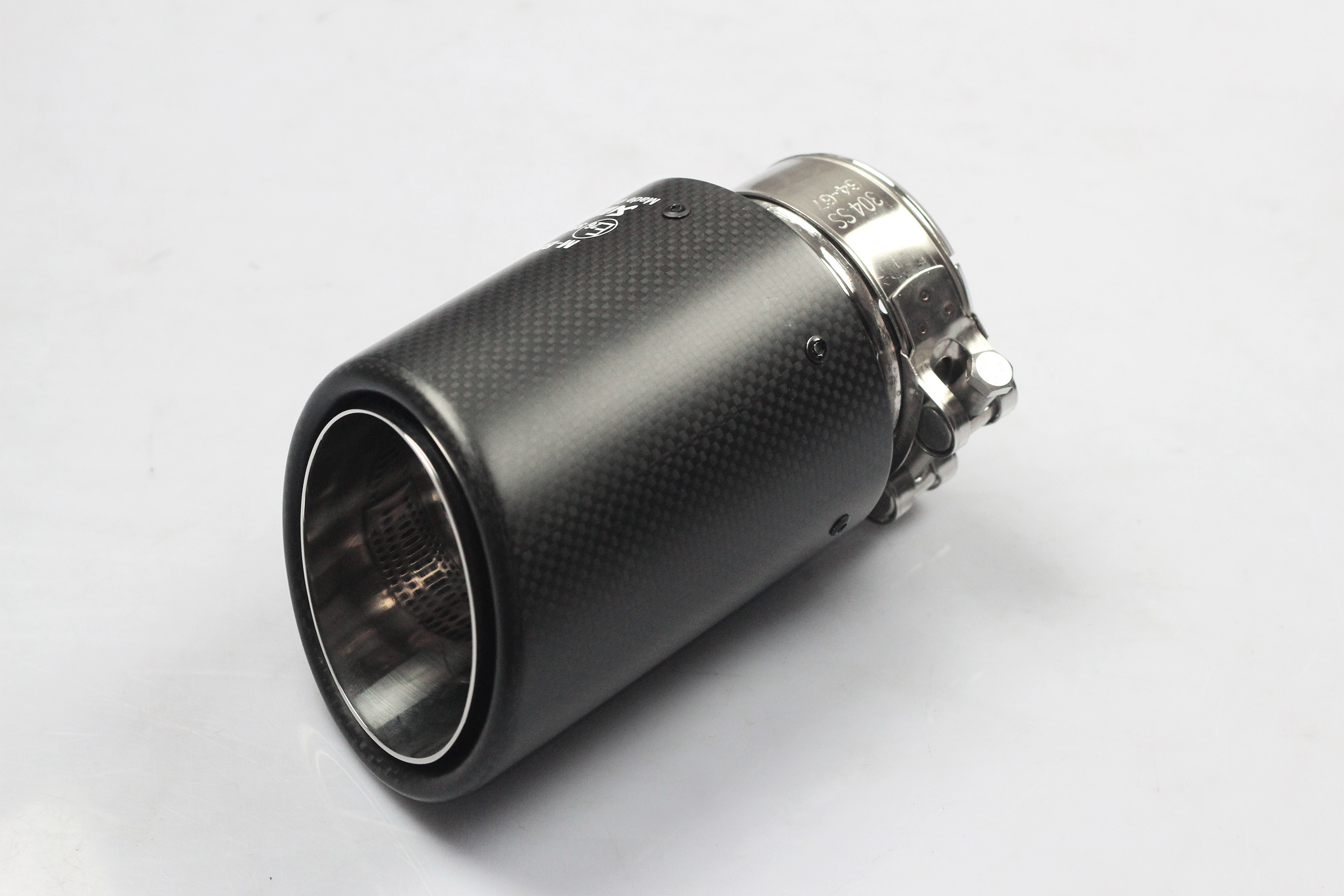 akrapovic exhaust tip