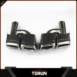 FOR Mercedes AMG S65 / S63 Exhaust Tips Muffler Tail Pipe W221 W212 W204 W219 W218