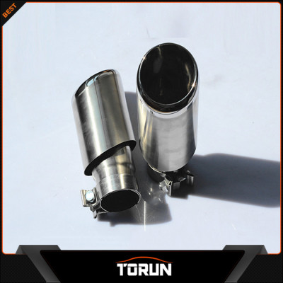 Hawke Exhaust Tips - Brushed Shells for Range Rover Sport 2010