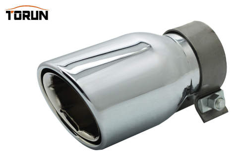 car exhaust muffler tip silencer tail pipe