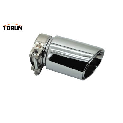Auto Accessories SS304 exhaust tail pipe for universal car