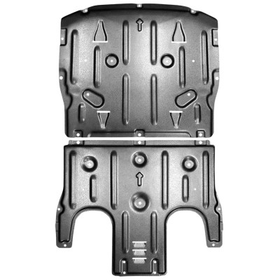 protection plate of the engine cover guard for 2010-2016 panamera 970
