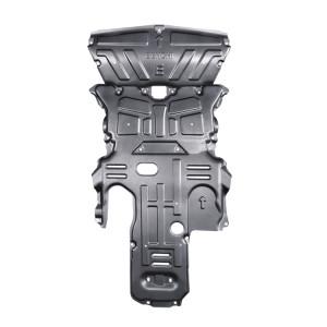 Front Engine Radiator Skid Plate Splash for E CLASS engine skid plate