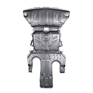 S-class W222 attractive skid plate for engine gearbox