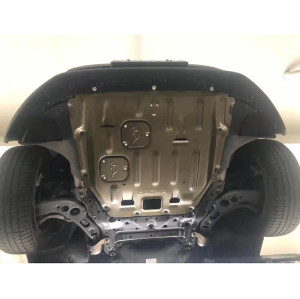1.5T 2.0T Aluminum Engine skid plate for bmw mini