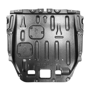 fcctory rice 1.5T 2.0T car engine skid plate for BMW X1 2series