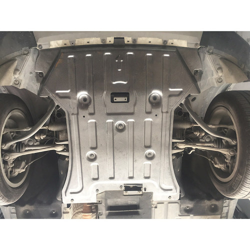 2014-2016 Aluminum Engine Splash Shield for BMW X3 F25 X4 F26