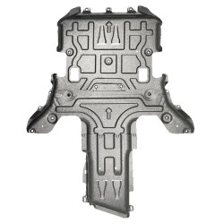 Engine Bottom guard gearbox skid plate for land rover Range Rover Velar