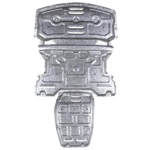 aluminum alloy radiator gearbox engine skid guard plates Engine Cover Guard for  Infiniti Q70 Q70L