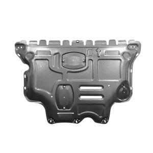 Replacing Engine Splash Shield for 2013 Audi Q2L 2.0T