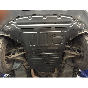 wholesale price splash shield under the engine for 2010- audi Q5 2.0T