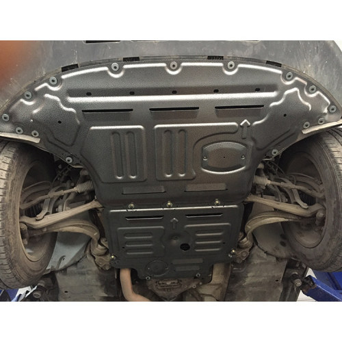 wholesale price splash shield under the engine for 2010- audi Q5 2.0T