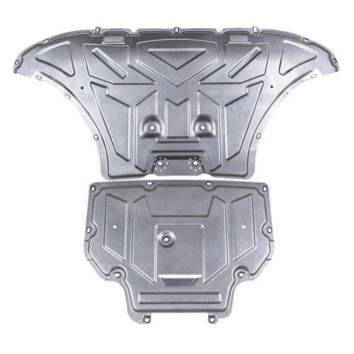 2016-2019 AUTO PARTS Q7 Q8 Lower Engine Under Covers