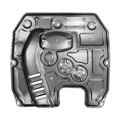 Exterior Car Accessories automoblie parts Engine Protecting Skid Plate for 2019 Cadillac XT5 XT6 2.0T
