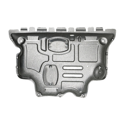 china aluminum alloy engine bottom protection plate for Volkswagen GOLF SPORTSVAN WAGON Touran