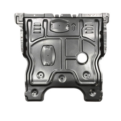 1.4T/1.5L 2019- VW POLO T-CROSS engine skid plate splash shield