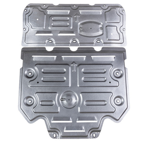 underbody car guard engine gearbox skid plate for VW PHIDEON 2.0T/3.0T 2016-
