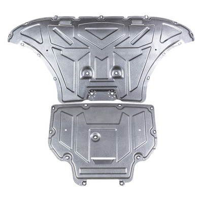 undercar shield skid plate for Volkswagen Touareg 2019 protection engine