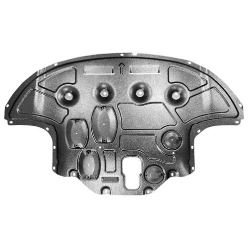 engine skid guard plates underbody protection vehicle for hyundai sonata 9 2.0L/1.6T 2015-2017