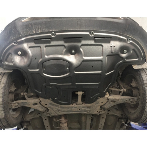 replacement guard plater mudguards Engine Under Cover for 2013-2017 hyundai IX35 2.0L/2.4L