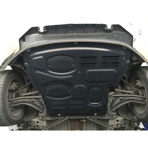 AUTO PARTS Lower Engine Under Covers for ford 2003-2014 Fiesta 1.3L/1.5L