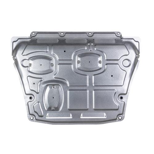 car accessories Aluminum engine guard For Honda Odyssey 2015-2017 Engine skid plate fender