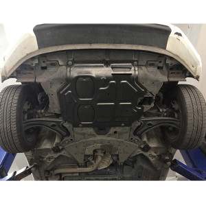 replacement under engine cover for honda fit 1.5L 2014-
