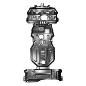 3.5L 4.0L2.7L transfer case skid plate engine splash shield for PRADO