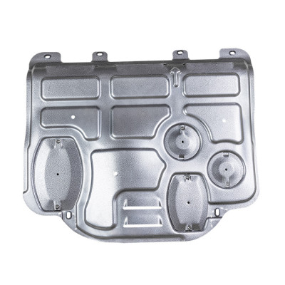 High-quality Alloy engine guard plate modified engine chassis protection plate for YARiS sedan VIOS