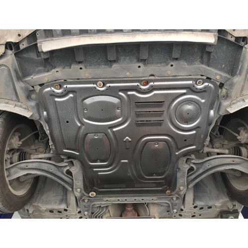 Aluminum Engine Splash Shield Under cover Plate for Nissan NV200 Geniss livina Bluebird Tiida Sylphy