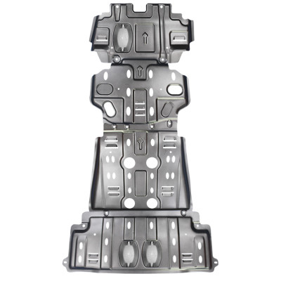 skid plate for the protection of the engine gearbox transfer case for Nissan PATROL