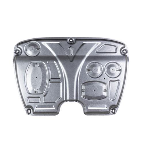 wholesale factory price high quality engine lower guard skid plate for Lexus ES RX
