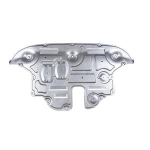 auto parts splash guard under motor front under car shield for KIA 2015-2017 KX3 1.6L/1.6T/2.0L