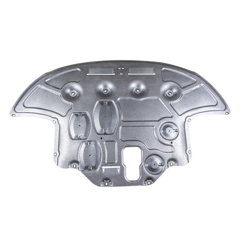 alloy steel engine splash shield front Under Armour Protection Skid Plate for KIA k5 1.6T/2.0L