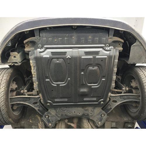 Aluminum alloy 5 series under engine splash shield cover guard plates for 11-15 K2 1.4L/1.6L