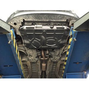 engine underhood splash shield cover auto parts for Elysee C3-XR 1.6L 2014-2017