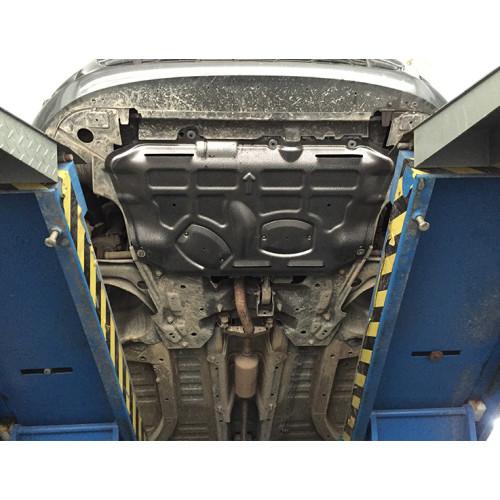 Engine Splash Shield Guard skid plate fender Mudguard for Peugeot 2014-2016 2008 301 1.6L
